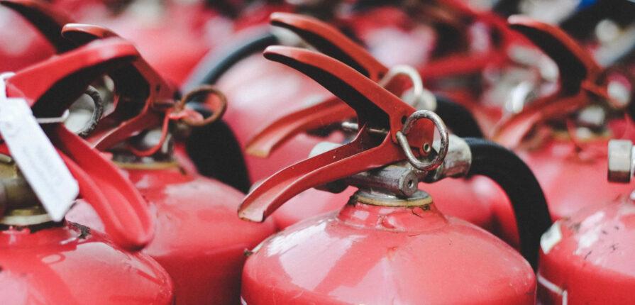 Manutenzione impianti antincendio Sardegna