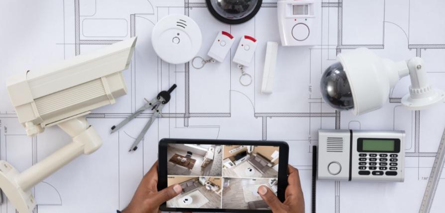 Antifurto e domotica: l'antifurto in una casa intelligente